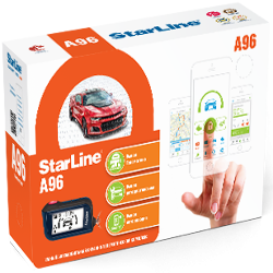 Сигнализация StarLine A96 2CAN+2LIN